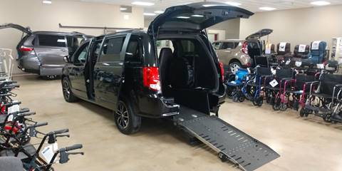 2017 Dodge Grand Caravan for sale in Jackson, TN