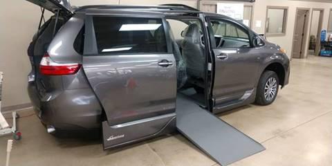 2019 Toyota Sienna for sale in Jackson, TN