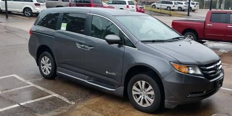 2016 Honda Odyssey for sale in Jackson, TN