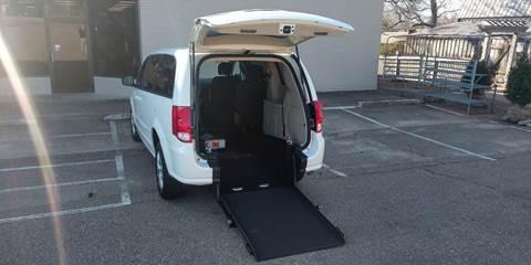 2017 Dodge Grand Caravan SE for sale at Handicap of Jackson in Jackson TN