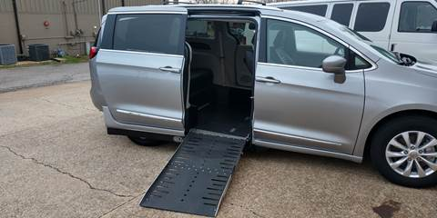 2019 Chrysler Pacifica Touring L for sale at Handicap of Jackson in Jackson TN