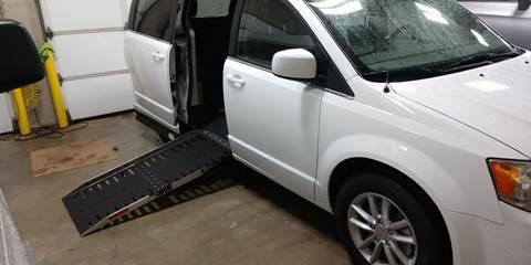 2019 Dodge Grand Caravan SXT for sale at Handicap of Jackson in Jackson TN