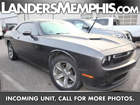 2016 Dodge Challenger for sale in Southaven, MS