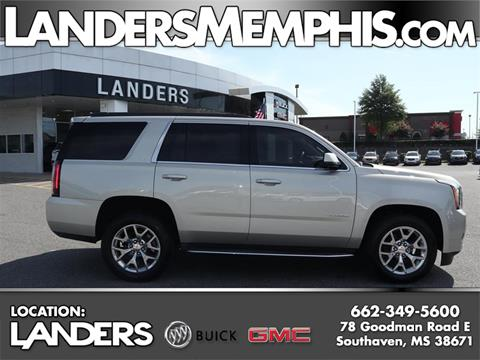2015 GMC Yukon for sale in Southaven, MS