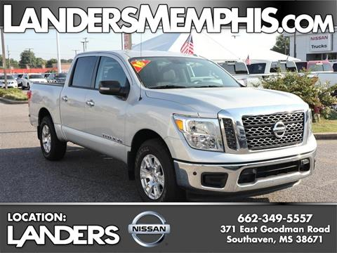 2018 Nissan Titan for sale in Southaven, MS