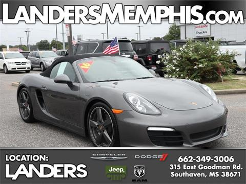 2016 Porsche Boxster for sale in Southaven, MS