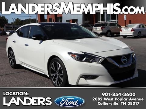 2017 Nissan Maxima for sale in Southaven, MS