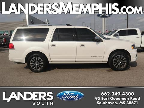 2015 Lincoln Navigator L for sale in Southaven, MS