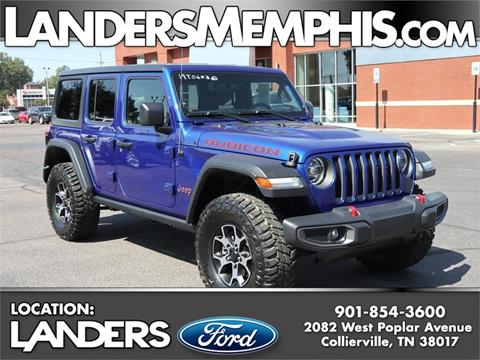 2018 Jeep Wrangler Unlimited for sale in Southaven, MS