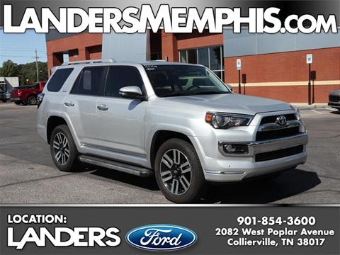 2018 Toyota 4Runner for sale in Southaven, MS