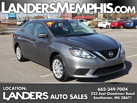 2017 Nissan Sentra for sale in Southaven, MS