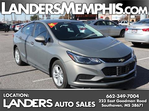 2017 Chevrolet Cruze for sale in Southaven, MS