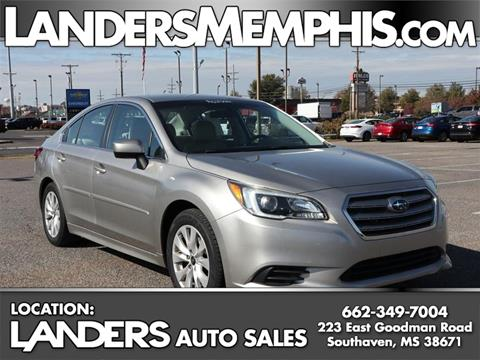 2016 Subaru Legacy for sale in Southaven, MS