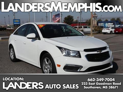2016 Chevrolet Cruze Limited for sale in Southaven, MS