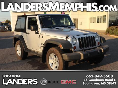 2007 Jeep Wrangler for sale in Southaven, MS