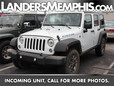 2017 Jeep Wrangler Unlimited for sale in Southaven, MS