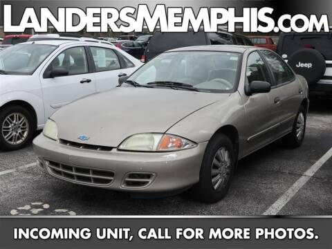 2002 Chevrolet Cavalier for sale in Southaven, MS
