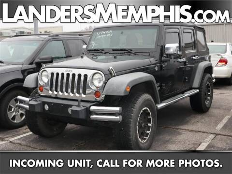 2011 Jeep Wrangler Unlimited for sale in Southaven, MS