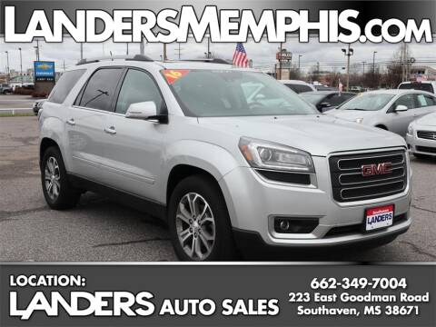2016 GMC Acadia for sale at Landers Auto Group in Southaven MS