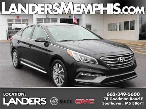 2015 Hyundai Sonata for sale at Landers Auto Group - Landers  Buick GMC in Southaven MS