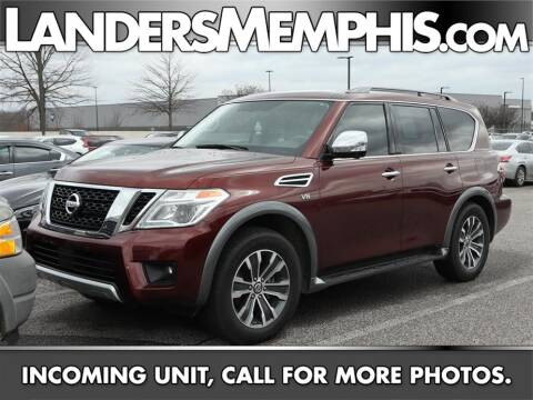 2018 Nissan Armada for sale at Landers Auto Group - Landers Nissan in Southaven MS