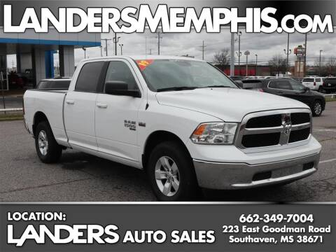 2019 RAM Ram Pickup 1500 Classic for sale at Landers Auto Group in Southaven MS