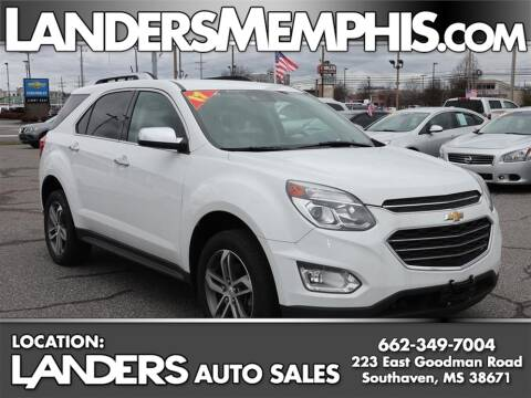 2017 Chevrolet Equinox Premier for sale at Landers Auto Group in Southaven MS
