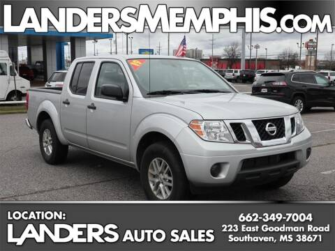 2019 Nissan Frontier for sale at Landers Auto Group in Southaven MS