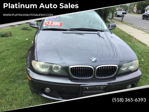 2005 BMW 3 Series for sale in Schenectady, NY