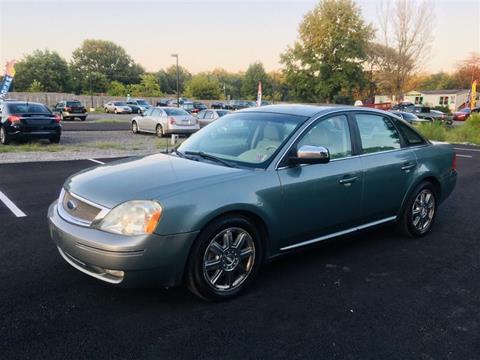 2007 Ford Five Hundred for sale in Spotsylvania, VA