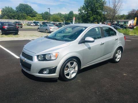 2013 Chevrolet Sonic for sale in Spotsylvania, VA