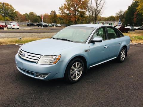 2008 Ford Taurus for sale in Spotsylvania, VA