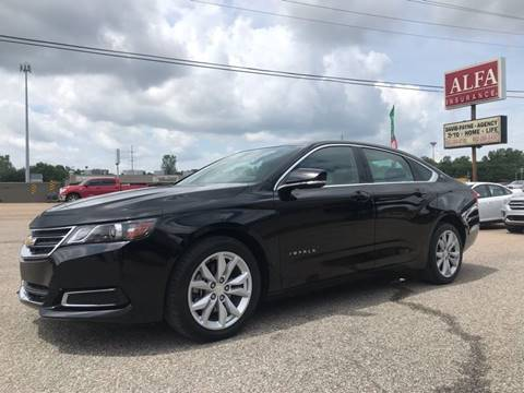 2017 Chevrolet Impala for sale in Corinth, MS