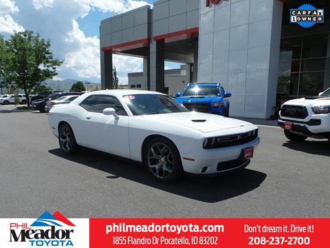 2015 Dodge Challenger for sale in Pocatello, ID