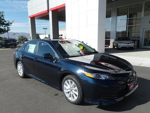 2019 Toyota Camry for sale in Pocatello, ID