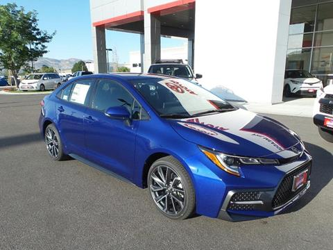 2020 Toyota Corolla for sale in Pocatello, ID