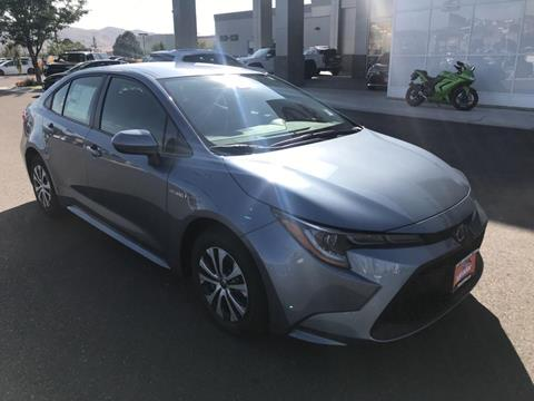 2020 Toyota Corolla Hybrid for sale in Pocatello, ID