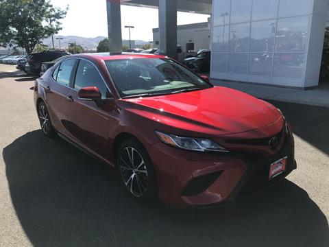 2020 Toyota Camry for sale in Pocatello, ID