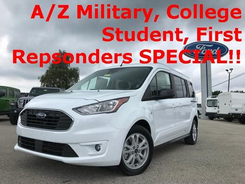 2020 Ford Transit Connect Wagon for sale in Sandusky, MI