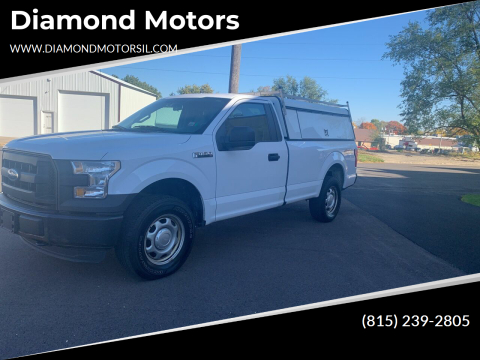 2016 Ford F-150 for sale at Diamond Motors in Pecatonica IL