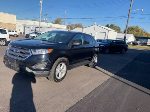 2017 Ford Edge for sale at Diamond Motors in Pecatonica IL