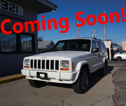 2000 Jeep Cherokee for sale in Cincinnati, OH