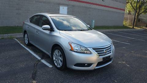 2015 Nissan Sentra for sale in Saint Paul, MN