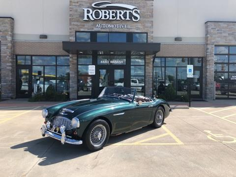 1958 Austin-Healey BN6 100-6 for sale in Springfield, IL