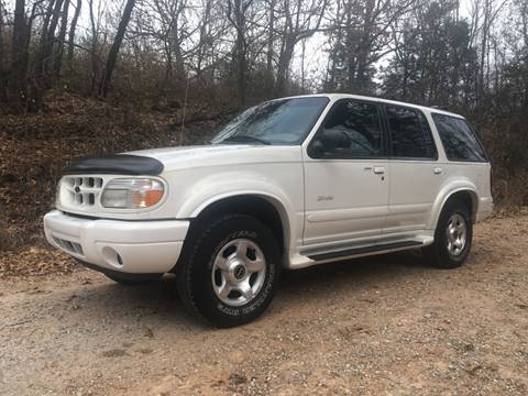 2000 Ford Explorer for sale in Springdale, AR