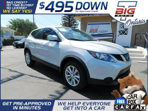 2018 Nissan Rogue Sport for sale in Ontario, CA