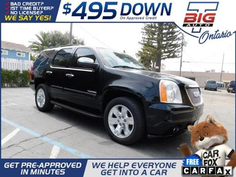 2011 GMC Yukon for sale in Ontario, CA