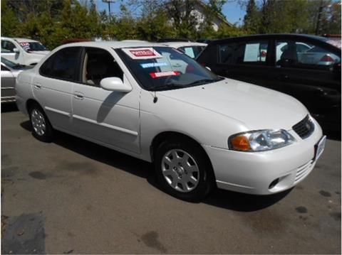 2000 Nissan Sentra for sale in Roseville, CA