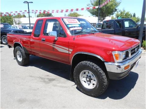 1994 Toyota Pickup for sale in Roseville, CA