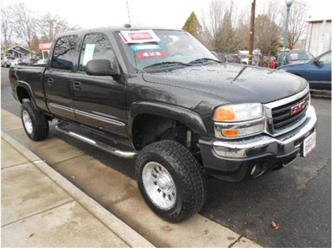 2004 GMC Sierra 2500 for sale in Roseville, CA